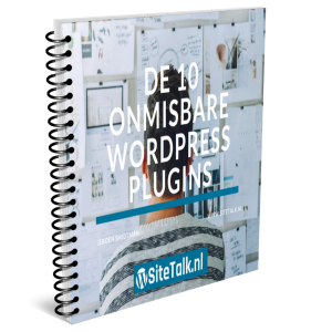 de 10 onmisbare wordpress plugins