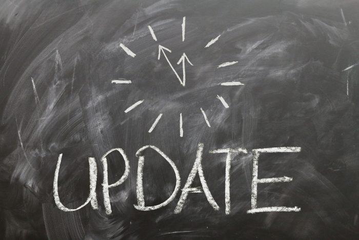 Wordpress handmatig updaten